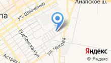 Вероника-С на карте