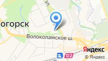 Cco.ru на карте