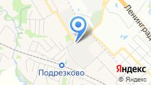 Автосервис на Комсомольской на карте