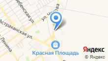 ЗАГС города-курорта Анапа на карте