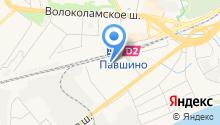 Педагогический центр на карте