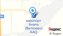 CarBooking на карте