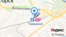 """Магазин женской одежды """"Престиж"""" на карте"""