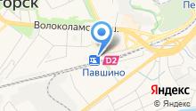 Glovebad.ru на карте
