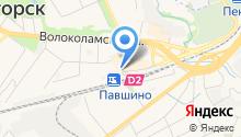 Магазинчик байкера на карте