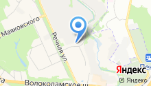МК Строй на карте