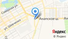 Дары Белорусi на карте