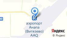 Дары Каспия на карте