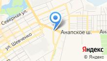 Восточный Шашлык на карте