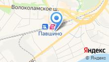 Красногорский Союз многодетных на карте