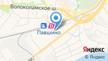 Агентство оформления документов на загранпаспорт на карте