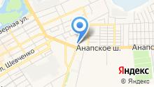 Aletto на карте
