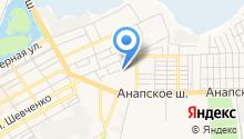 Анапка.ру на карте