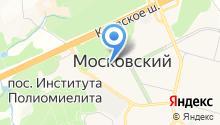 Региональный центр обработки информации г. Москвы на карте