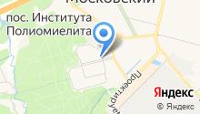 Букетная мастерская на карте