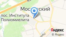 Автомойка самообслуживания на карте