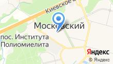 Шахматная школа №1 на карте