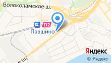Trattoria di Mosca на карте