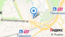 Junior на карте