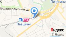 КЛИМ-ПЛАСТ на карте