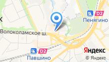 Консалт Балт Информ на карте
