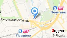 Магазин бижутерии на карте