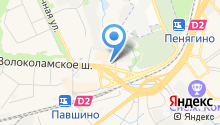 Stylogie на карте