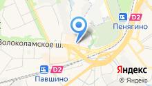Tsurpal на карте