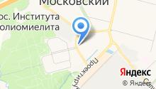 Общественный пункт охраны порядка на карте