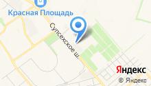 Автотранспортное предприятие на карте