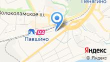 Вокализ на карте