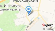 3-й район на карте