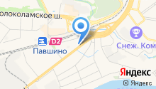 Бюро экспертиз и юридических услуг на карте