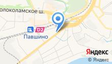 Gorizonov на карте