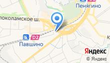Юридический кабинет Булдаковой А.А. на карте