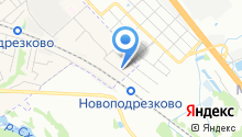 EcoBT на карте