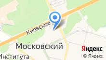 Sportmen на карте