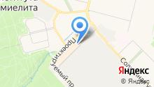 BEST.A на карте