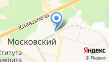 Эконом-парикмахерская на карте