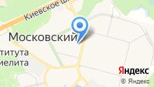Салон-парикмахерская Олеси Федоровой на карте