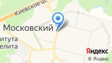 Асилон на карте