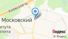 Иглен на карте