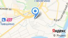 КВН-Фарма на карте