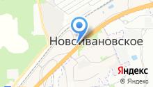M1-Shina на карте