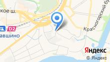 КОСМО-ДЕНТ на карте