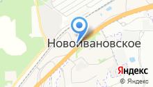 Торговый дом «Фортуна-Строй» на карте