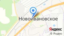 ТВЦ на карте