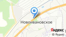 Магазин фейерверков на карте