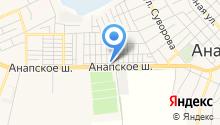 АПК Мильстрим-Черноморские вина на карте