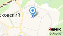Первый Московский Город-Парк на карте